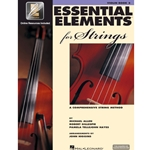 Essential Elements for Strings - Violin Book 2 with EEI