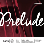 Prelude 3/4 Upright Bass String Set