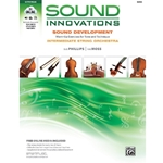 Sound Innovations Sound Development Intermediate String Bass