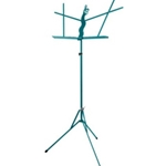 Primo Music Stand with Bag - Teal