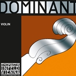 Dominant Violin E String in Chrome Steel
