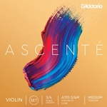 Ascente Violin String Set 3/4