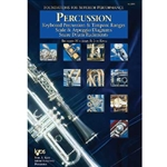 Foundations for Superior Performance - Percussion Ranges, Scales, Arpeggios, & Rudiments