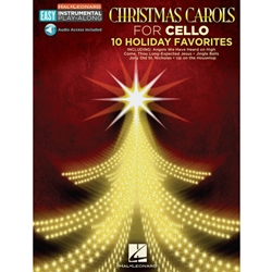 Christmas Carols for Cello 10 Holiday Favorites