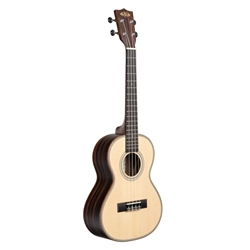 Kala Spruce/Striped Ebony Satin Tenor Uke