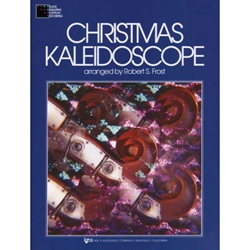 Christmas Kaleidoscope String Bass Bk 1