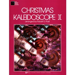 Christmas Kaleidoscope String Bass Bk 2